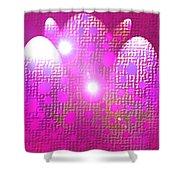 Moveonart Get Ready Now Shower Curtain