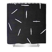 Moveonart Guidance Shower Curtain