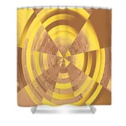 Moveonart Jacobs Dream Catcher 1 Shower Curtain