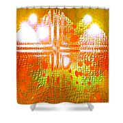 Moveonart Life Revelation Shower Curtain