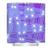 Moveonart Liteskameraxtion 1 Shower Curtain