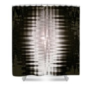 Moveonart Minimal Expressions 1 Shower Curtain