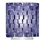 Moveonart Mirrors Of Memories Shower Curtain