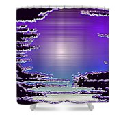 Moveonart Mood 11 Shower Curtain