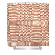 Moveonart More About Gold 1 Shower Curtain