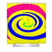 Moveonart Movecolormove Shower Curtain