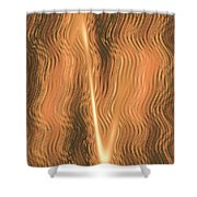 Moveonart Mystery Series 3 Shower Curtain