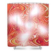 Moveonart New Beginning New Song Shower Curtain
