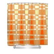 Moveonart New Energy 2 Shower Curtain