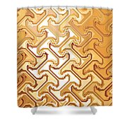 Moveonart New Patterns 1 Shower Curtain