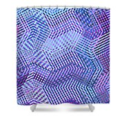 Moveonart New Patterns 2 Shower Curtain