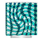 Moveonart New Patterns 3 Shower Curtain