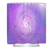 Moveonart New Song 1 Shower Curtain