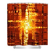 Moveonart Nuclear Catastrophe 1 Shower Curtain