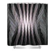 Moveonart Omnivibes Shower Curtain