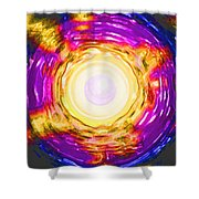 Moveonart Onward Passion Shower Curtain