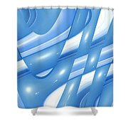 Moveonart Peaceful Resolution 1 Shower Curtain