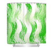 Moveonart Recommitment Equals Renewal Shower Curtain