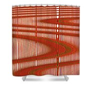 Moveonart Seneca Cayuga Dream 1 Shower Curtain
