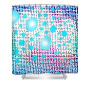 Moveonart Simple To Illuminate Shower Curtain