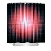 Moveonart Speak Shower Curtain