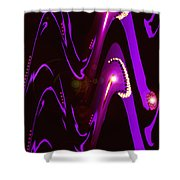Moveonart Speaking Of Mysterious Dream And Revelations Shower Curtain