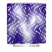 Moveonart Spirit Moved Shower Curtain