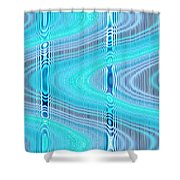 Moveonart Spirit Moves With Music 2 Shower Curtain