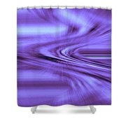 Moveonart Steadfast In Spontaneous Storms Shower Curtain