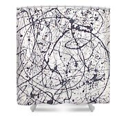 Moveonart Texture And Soul 1 Shower Curtain
