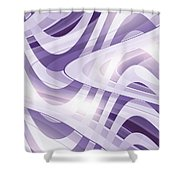 Moveonart The Coming Song 1 Shower Curtain