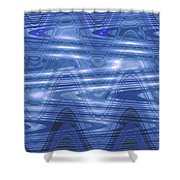 Moveonart The Cooling 2 Shower Curtain