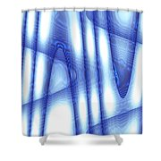 Moveonart The Cooling Therapy Shower Curtain