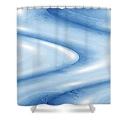 Moveonart The Groove 2 Shower Curtain