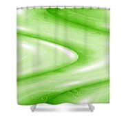 Moveonart The Groove 3 Shower Curtain