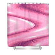 Moveonart The Groove 4 Shower Curtain