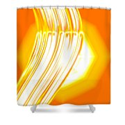 Moveonart Time For Transformation Shower Curtain