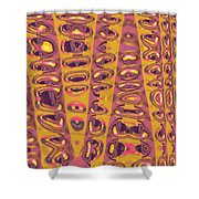Moveonart Touched 2 Shower Curtain