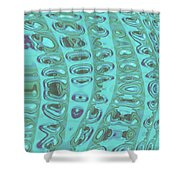 Moveonart Touched 8 Shower Curtain