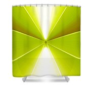Moveonart Turn Our Light Up 4 Shower Curtain