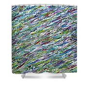 Moveonart Untitled 1 2005 Shower Curtain