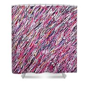 Moveonart Untitled 2 2005 Shower Curtain