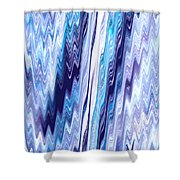 Moveonart Upward Movement One Shower Curtain