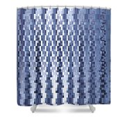 Moveonart Urban Dilemma 1 Shower Curtain