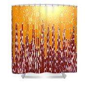 Moveonart Urbanlite Shower Curtain