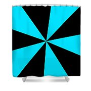 Moveonart Visualtherapytime25mar Shower Curtain