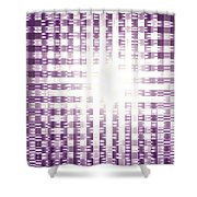 Moveonart Voice In The City Shower Curtain