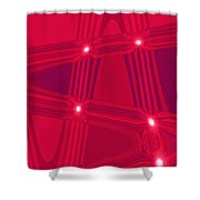 Moveonart Wonder Working Power Shower Curtain