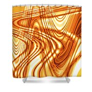 Moveonmusic Spirit Moves With Music 2 Shower Curtain