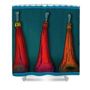 Movers And Shakers Shower Curtain